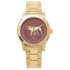 Capitoline Wolf Wristwatch