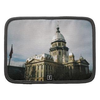Capitolio Buliding del estado de Springfield, Illi Organizador