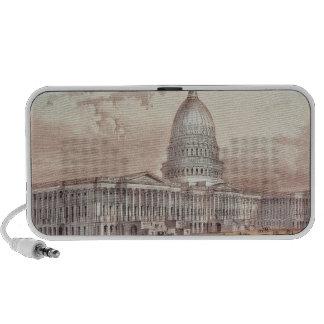 Capitolio de Estados Unidos, C.C. de Washington PC Altavoces