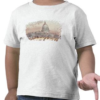 Capitolio de Estados Unidos C C de Washington Camiseta