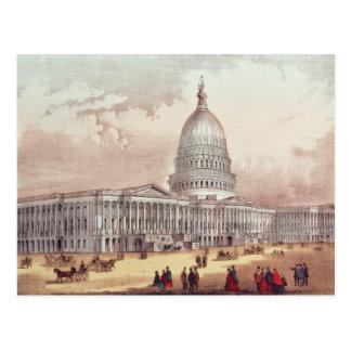 Capitolio de Estados Unidos, C.C. de Washington Postal