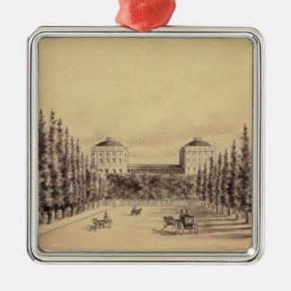 Capitolio de Estados Unidos de la avenida de Penns Ornaments Para Arbol De Navidad