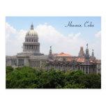capitolio de La Habana Postales