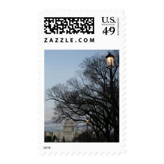 Capitolio de los E.E.U.U. en la foto de la Envio