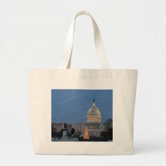 Capitolio de los E.E.U.U. que celebra la foto del  Bolsas