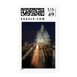 Capitolio de los E.E.U.U. que celebra la foto del Sellos
