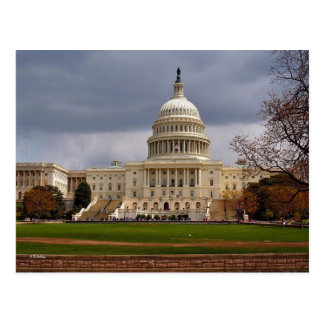 Capitolio de los E.E.U.U. Tarjeta Postal