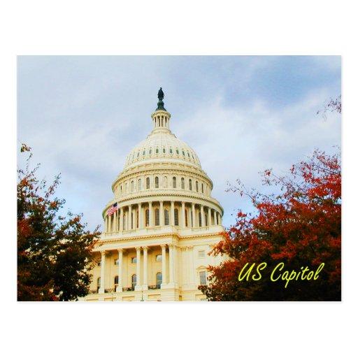 Capitolio de los E.E.U.U., Washington, C.C. Postales