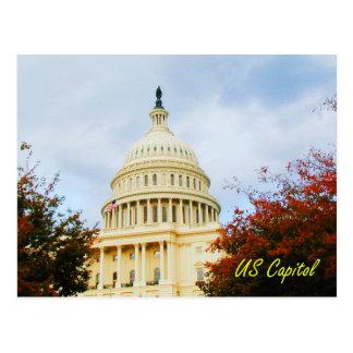 Capitolio de los E.E.U.U., Washington, C.C. Postal