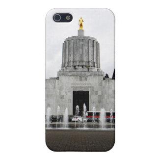 Capitolio de Oregon iPhone 5 Funda