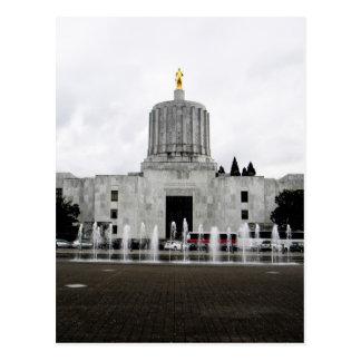 Capitolio de Oregon Postales