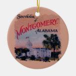Capitolio del estado de Alabama Ornamente De Reyes