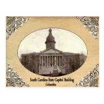 Capitolio del estado de Carolina del Sur que Tarjeta Postal