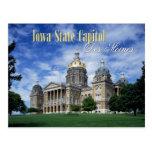 Capitolio del estado de Iowa en Des Moines