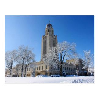 Capitolio del estado de Nebraska Tarjetas Postales