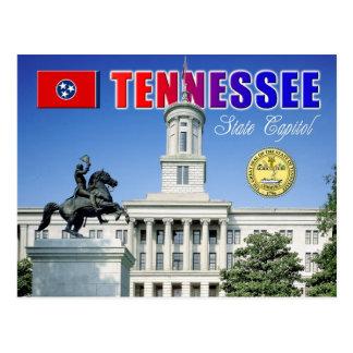Capitolio del estado de Tennessee en Nashville Tarjeta Postal