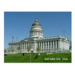 Capitolio del estado de Utah Postales