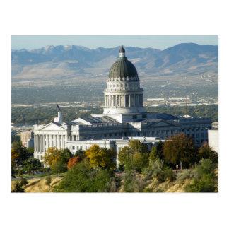 Capitolio del estado de Utah Tarjetas Postales