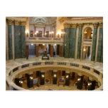 Capitolio del estado - Madison - postal