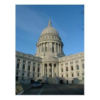 Capitolio del estado - Madison Postales