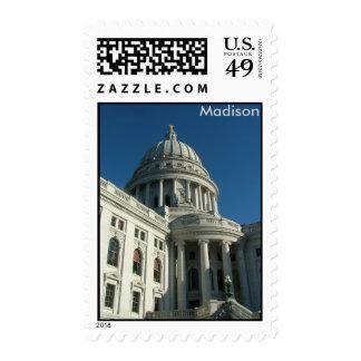 Capitolio del estado sellos