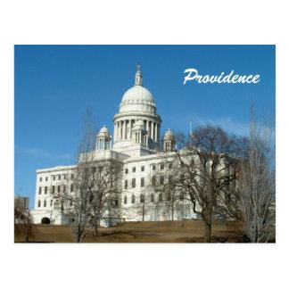 Capitolio del estado tarjeta postal