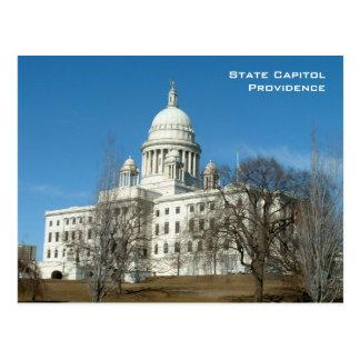 Capitolio del estado postales