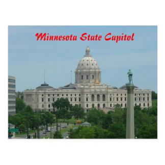 Capitolio del estado postal