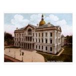 Capitolio del estado, vintage de Trenton NJ Postales