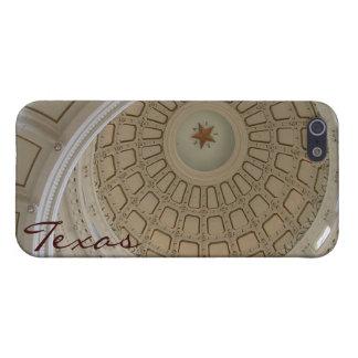 Capitolio del Tejas-State de Austin de la Rotonda iPhone 5 Carcasa
