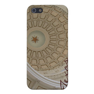 Capitolio del Tejas-State de Austin de la Rotonda iPhone 5 Carcasas