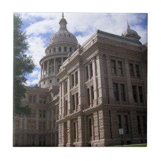 Capitolio Edificio-Austin, TX del estado de Austin Tejas Cerámicas