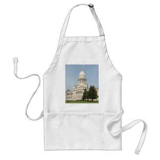 Capitolio Little Rock del estado de Arkansas Delantal