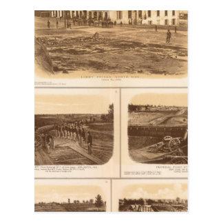 Capitolio, prisión de Richmond Libby Postal
