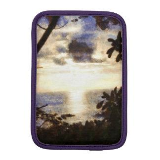 Capítulo de una puesta del sol fundas de iPad mini