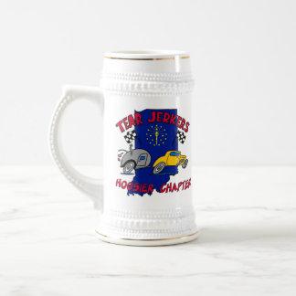 Capítulo LogoStein del Hoosier Tazas De Café