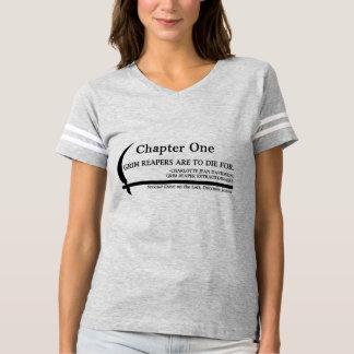 Capítulo uno de Charely Davidson Playera