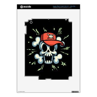 Cap'n Baller iPad 3 Skin