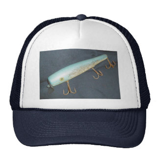 Cap'n Bill Swimmer Vintage Lure #1 Hat