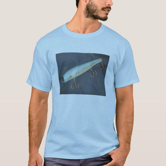Cap'n Bill Swimmer Vintage Lure #1 T-Shirt