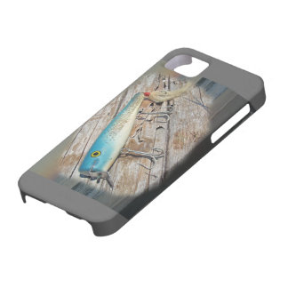 Cap'n Bill's Streamliner Saltwater Vintage Lure iPhone SE/5/5s Case