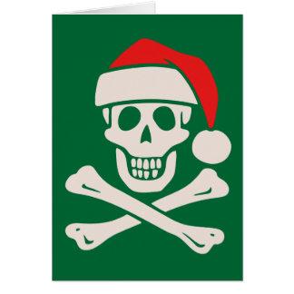Cap'n Claus Card