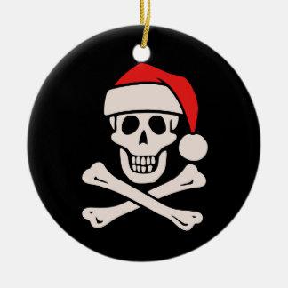 Cap'n Claus Ornaments