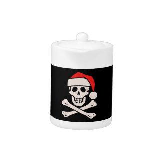 Cap'n Claus Teapot