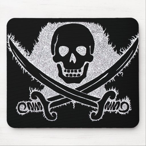 Cap'n Rack's Mousepad