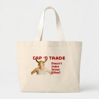 CapnTrade Bolsa Tela Grande