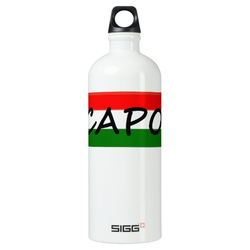 Water Bottle In Spanish