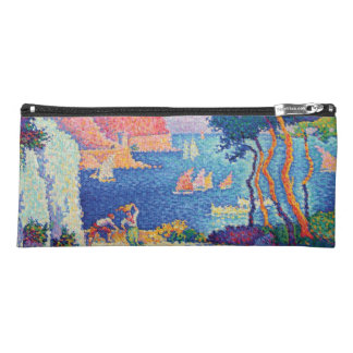 Capo di Noli by Paul Signac Pencil Case