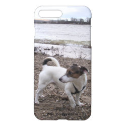 iPhone 7 Plus Case with Jack Russell Terrier Phone Cases design
