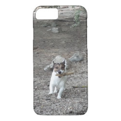 Case-Mate Barely There iPhone 7 Case with Jack Russell Terrier Phone Cases design